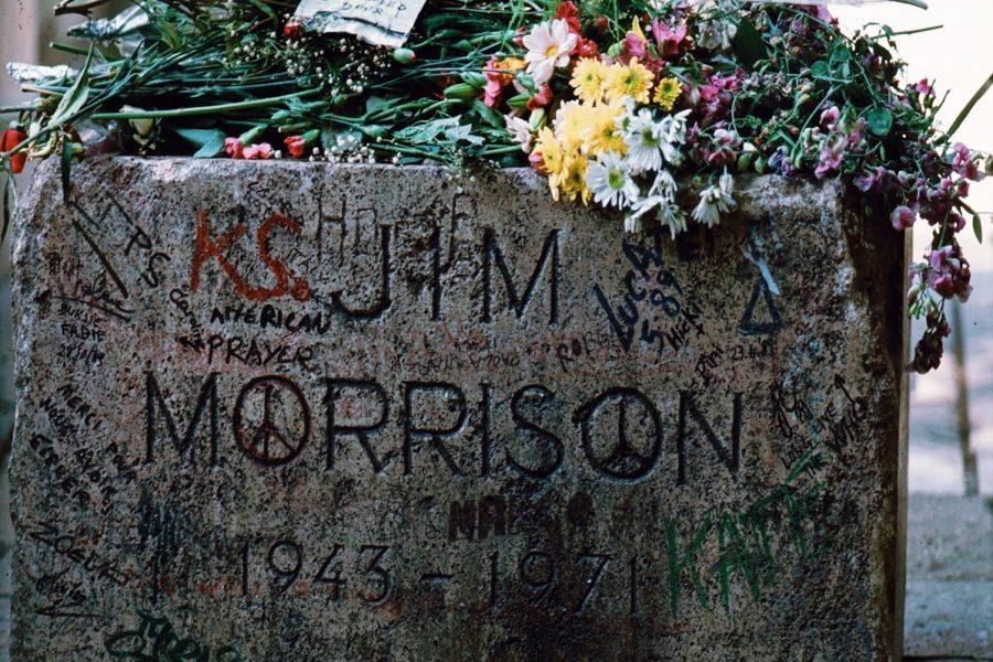 Кладбище Пер-Лашез в Париже. Там, где лежит ДжимМоррисон