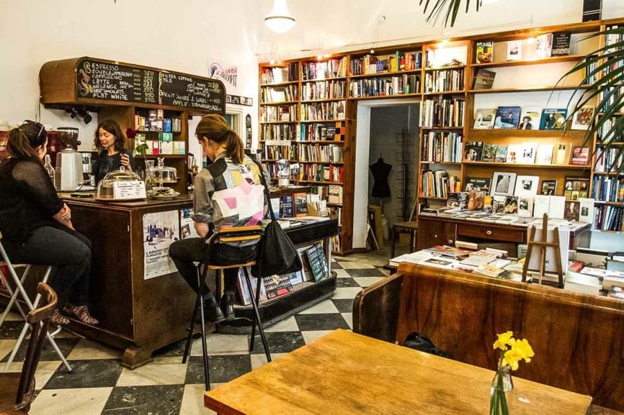 Выбор Туристки: 5 необычных кофеенБудапешта