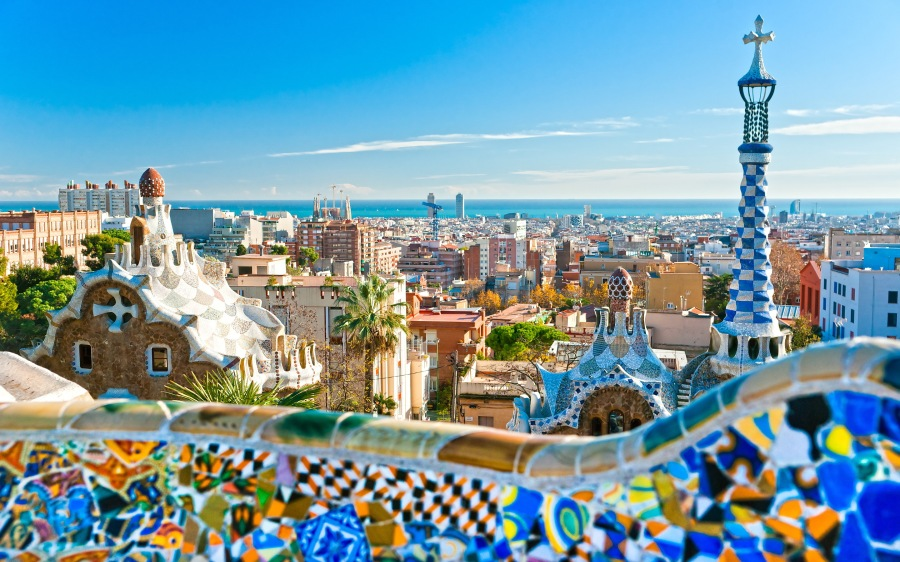 Барселона — Общий обзор после первойпоездки